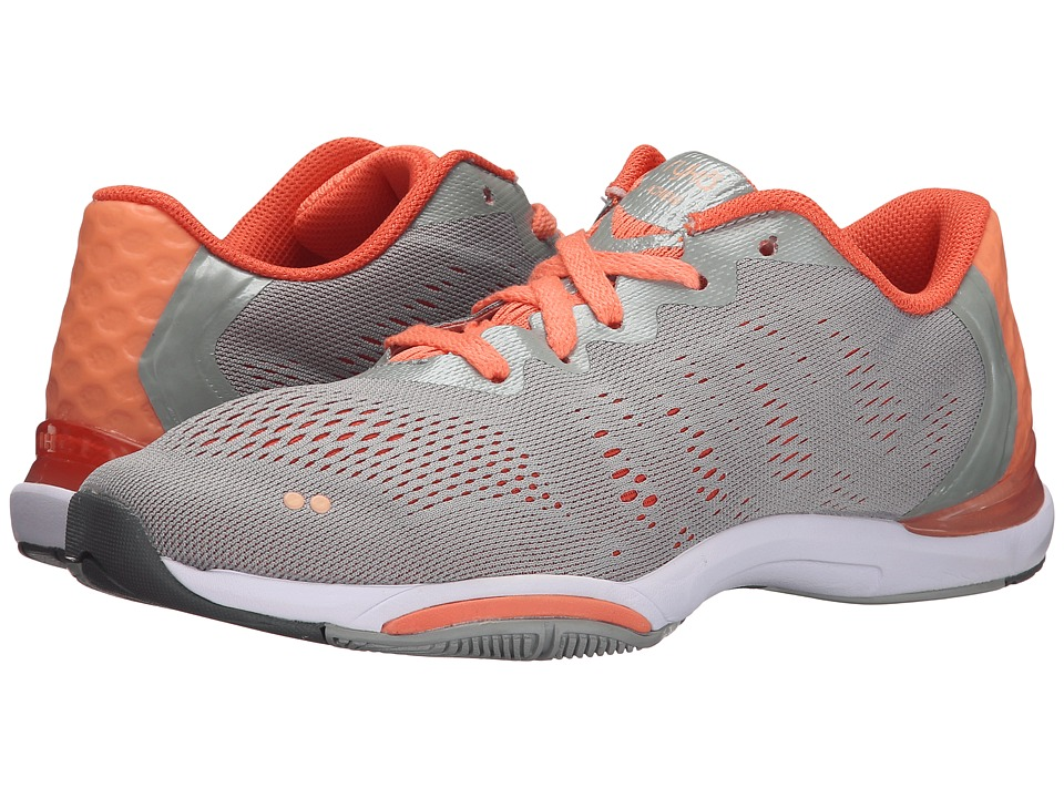 Ryka - Achieve (Ivan the Grey/Fusion Coral/Peach Nectar/Steel Grey) Women's Shoes