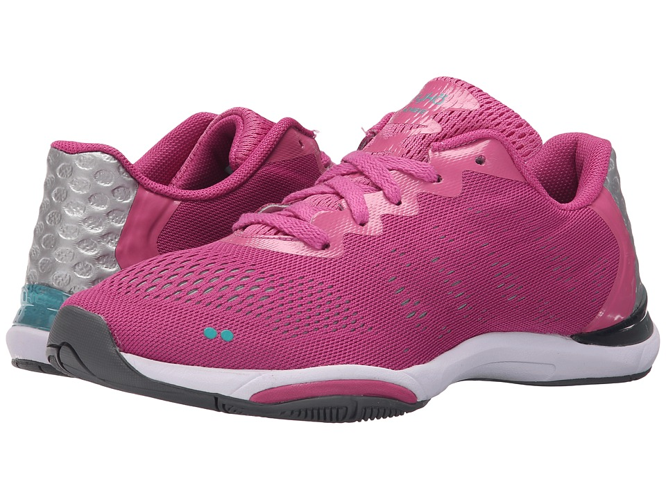 Ryka Achieve (Rose Violet/Bluebird/Chrome Silver) Women