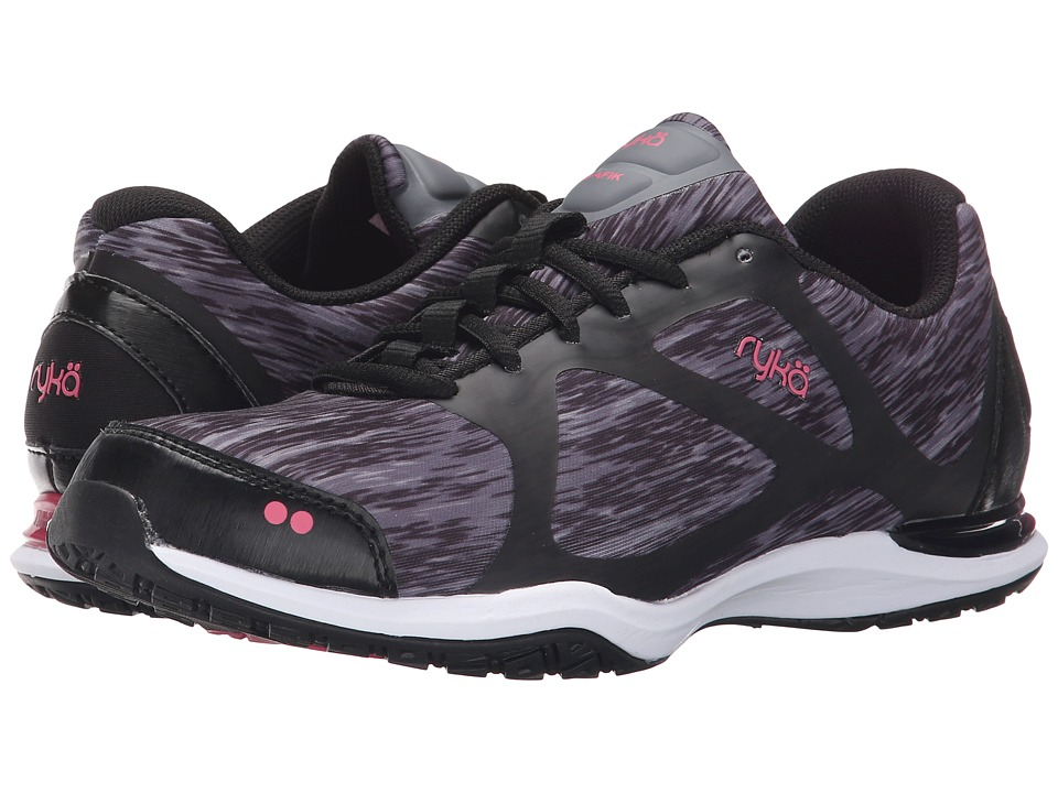 Ryka Grafik (Black/Meteorite/Hot Pink/Oni Grey/Frost Grey/Steel Grey) Women