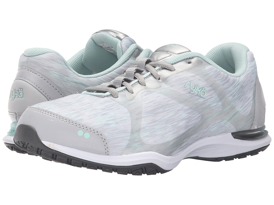 Ryka - Grafik (Cool Mist Grey/Gold/Mint Ice/Oni Grey/Steel Grey) Women's Shoes