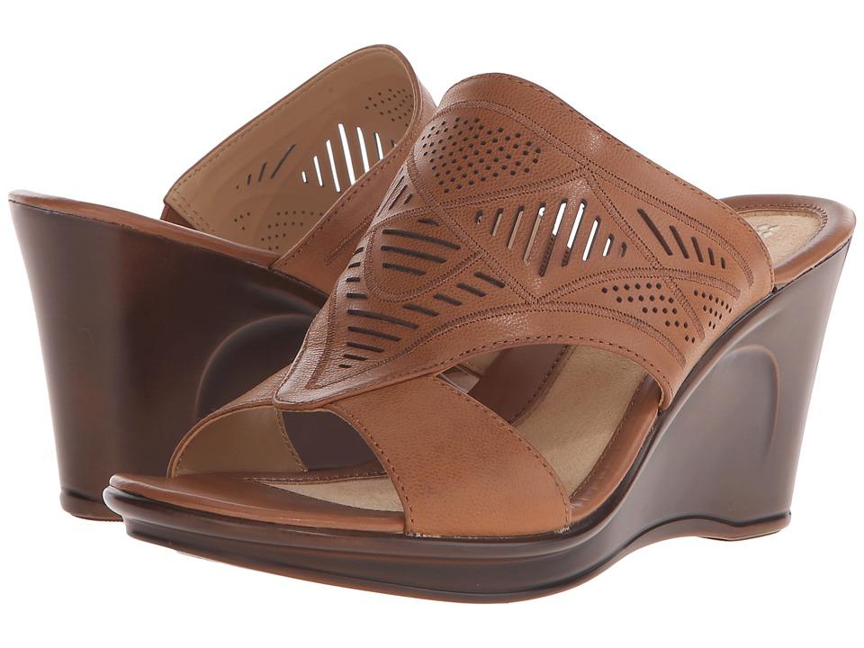 Naturalizer Oshea (Tan Leather) Women