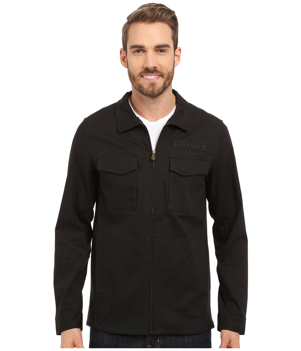 Oakley - Seargant Jacket (Jet Black) Men's Coat