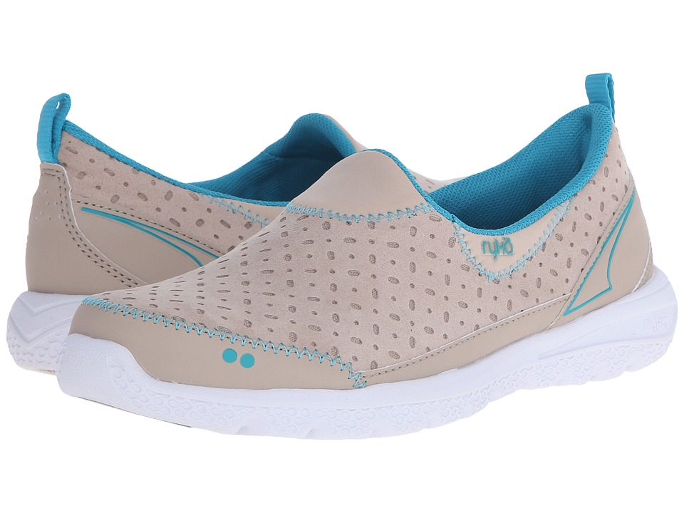Ryka - Henley (Doeskin/Bluebird) Women's Slip on Shoes