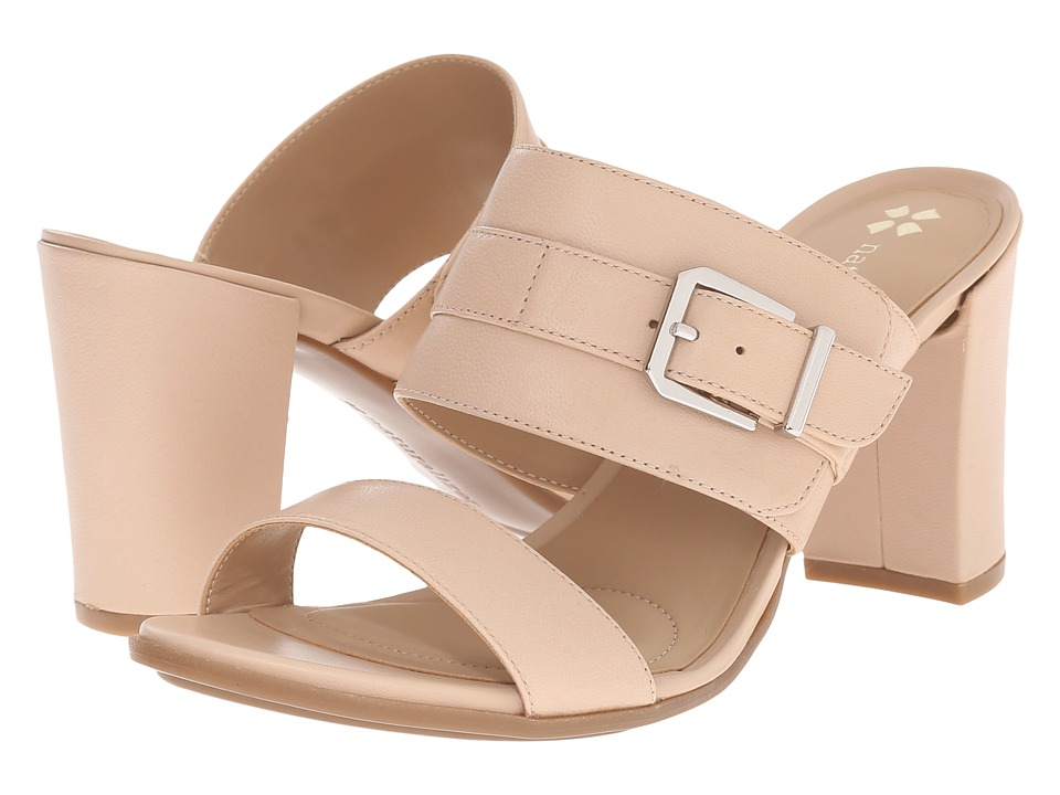 Naturalizer - Zephar (Taupe Leather) High Heels