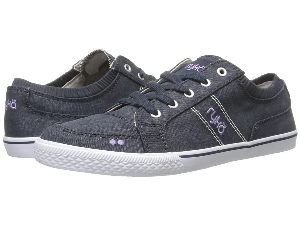 Ryka - Emory (Outer Space/English Lavender/Chrome Silver) Women's Lace up casual Shoes
