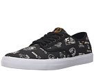 Aldrich SF ((Captain Fin) Black) Lace up casual Shoes