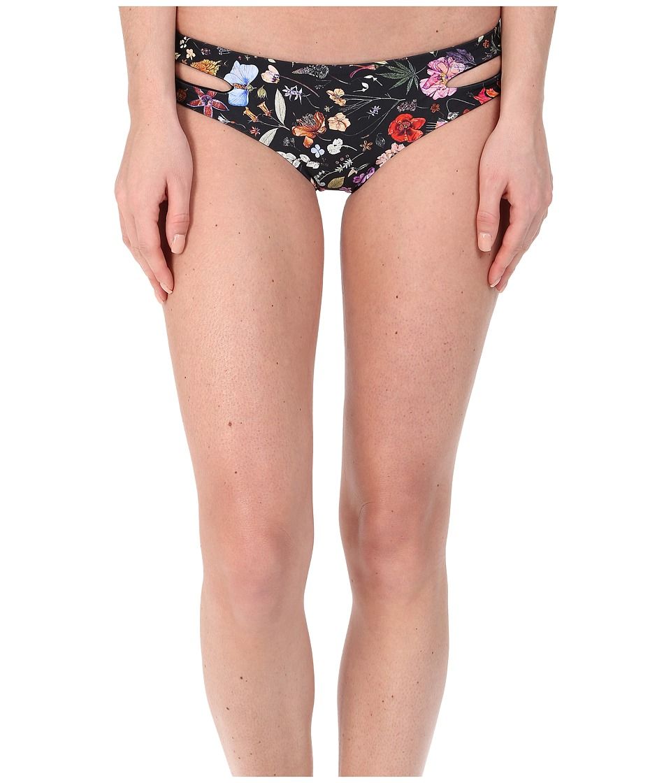 L*Space - Liberty Love Estella Bottoms (Black) Women's Swimwear