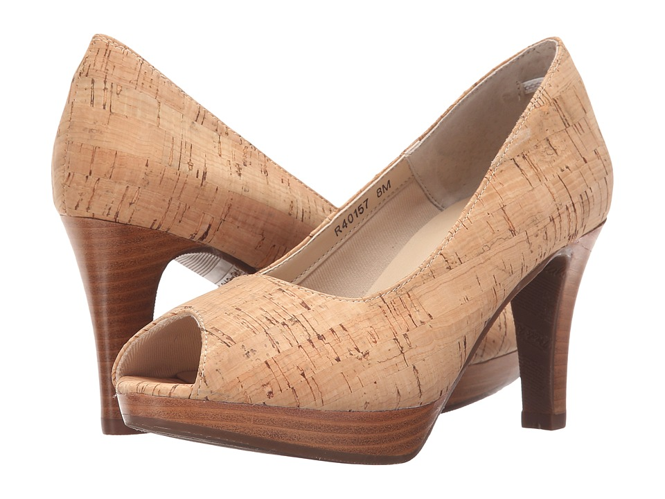 Rose Petals - Prom (Gold Cork) Women's Shoes