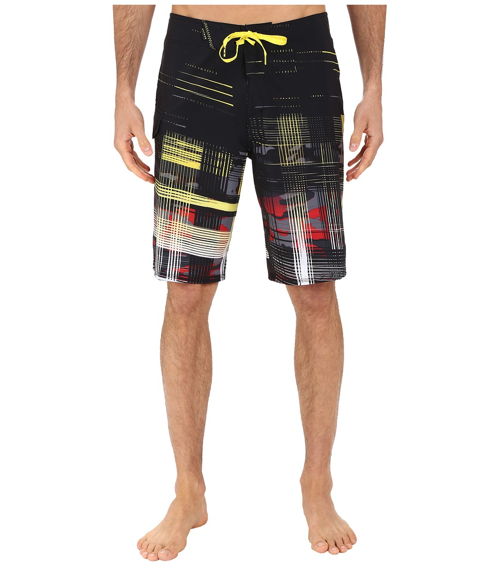 Oakley - Gridlock Boardshorts (Blazing Yellow) Men's Swimwear