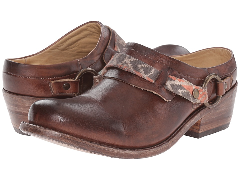 Bed Stu - Triad (Teak Rustic) Women's Shoes
