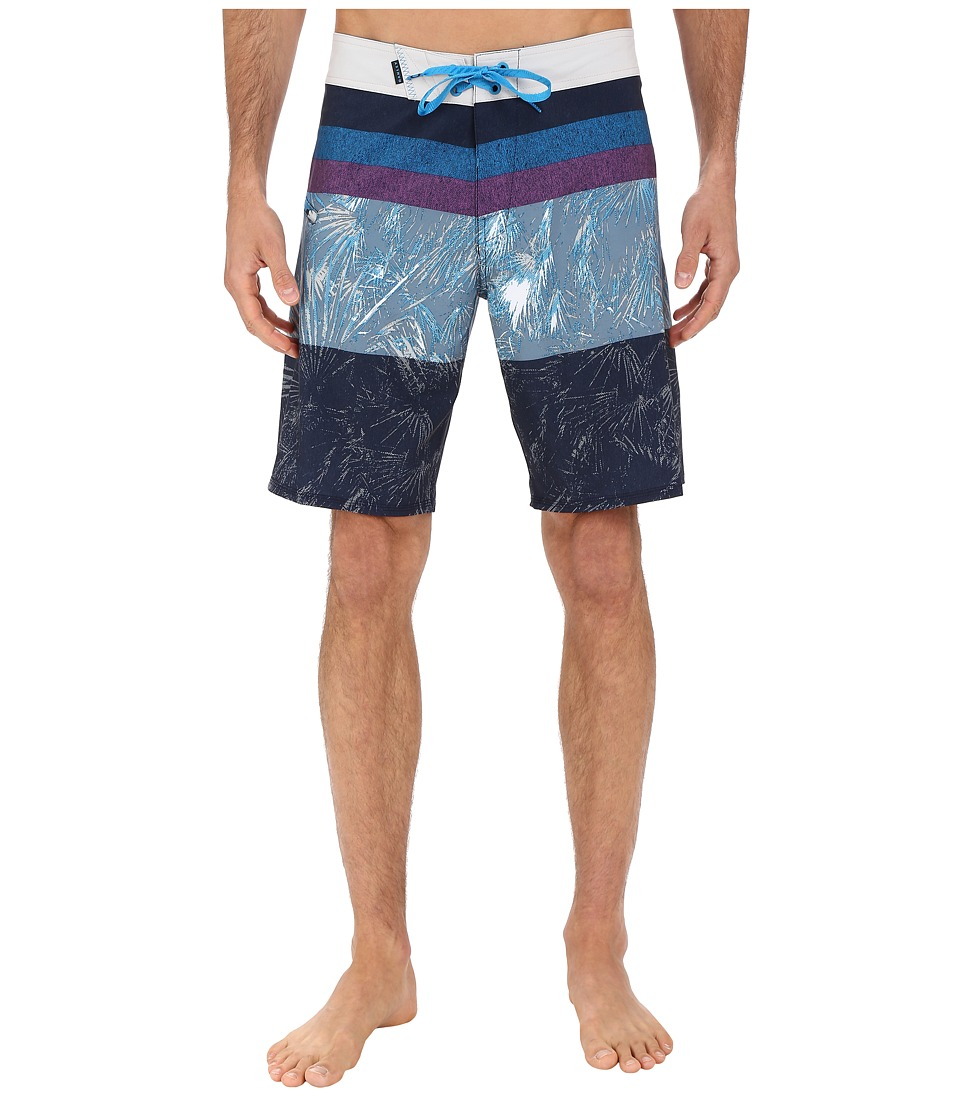 Oakley - Treble Boardshorts (Peacoat) Men's Swimwear