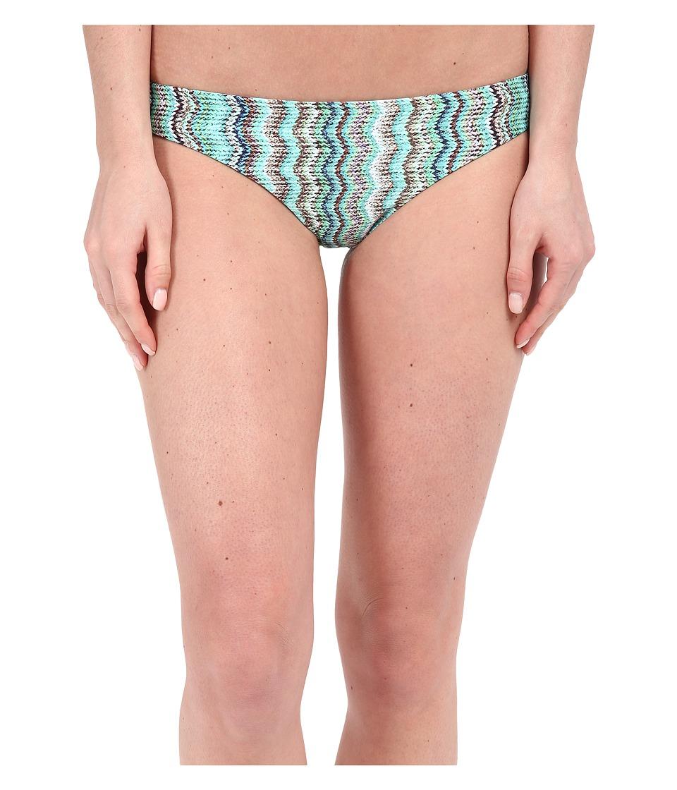 L*Space Nantucket Stripe Emma Bottoms (Seaglass) Women