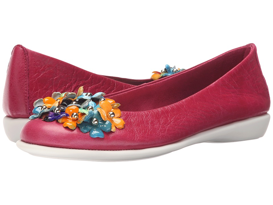 The FLEXX - Miss Daisy (Fuchsia Multi Skipper/Smith) Women's Shoes