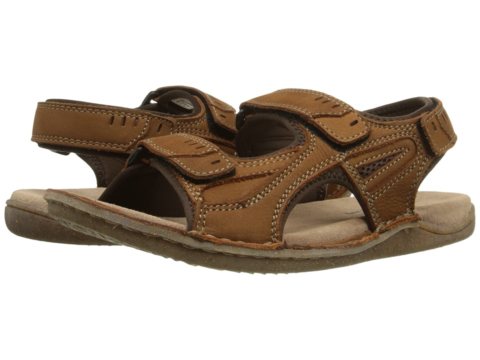 Hush Puppies - Rawson Grady (Tan Nubuck) Men's Sandals