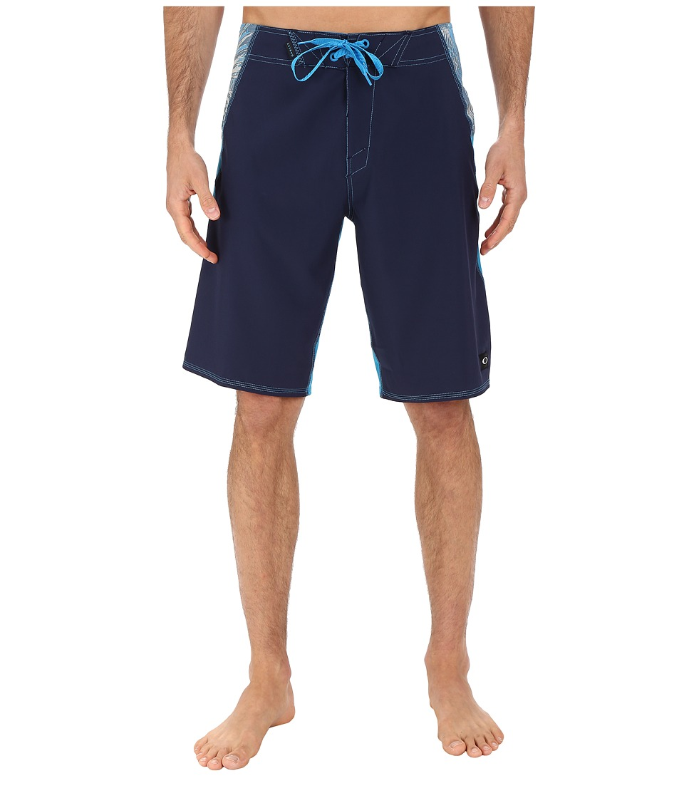 Oakley - Landing Boardshorts (Pacific Blue) Men's Swimwear
