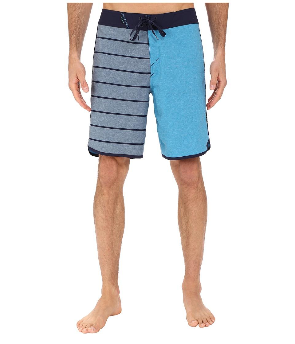Oakley - The Cave Boardshorts (Peacoat) Men's Swimwear