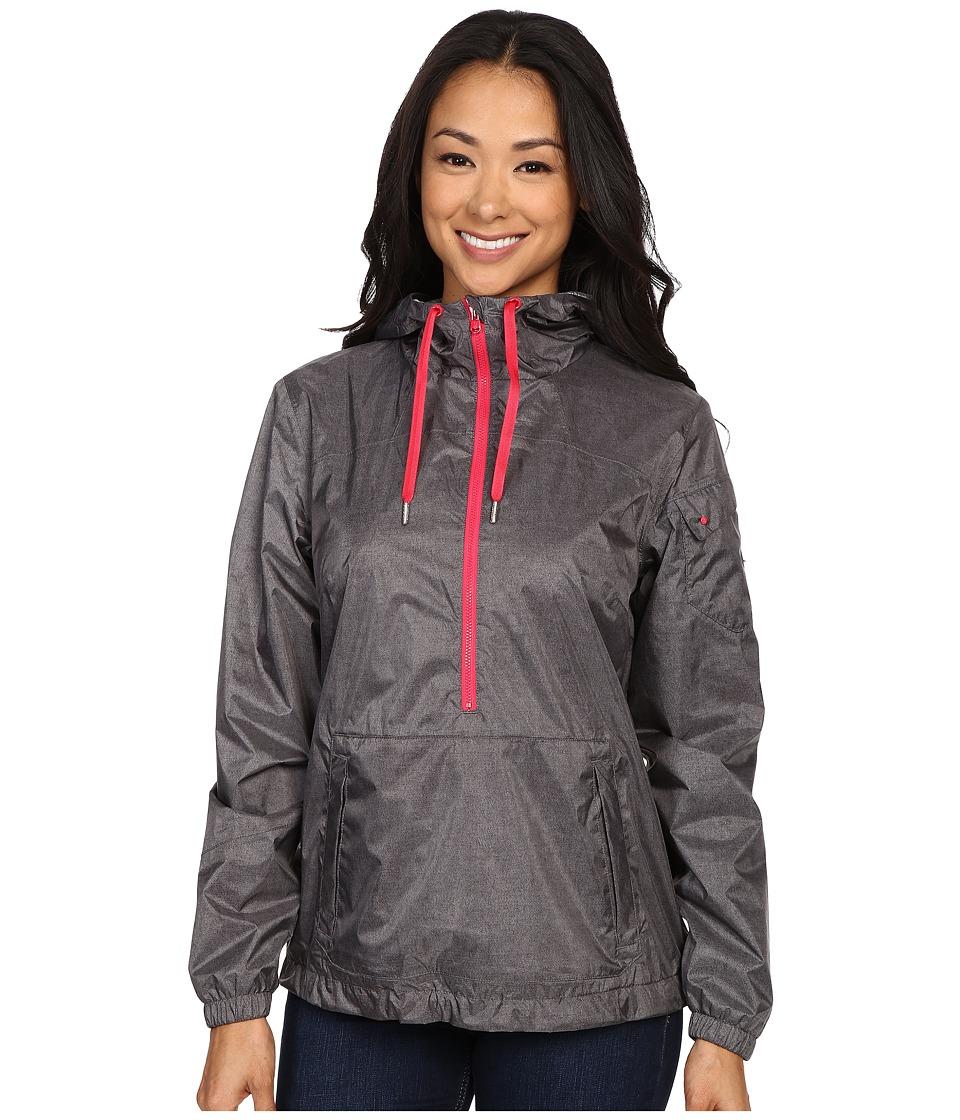 Spyder - Rayne Shell Jacket (Image Grey Washed Print/Cirrus) Women's Coat