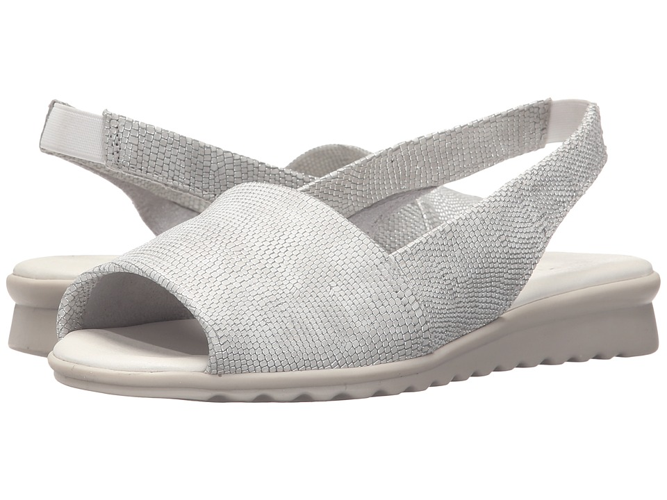 The FLEXX - Fantazee (White Ariel Macchiato) Women's Shoes