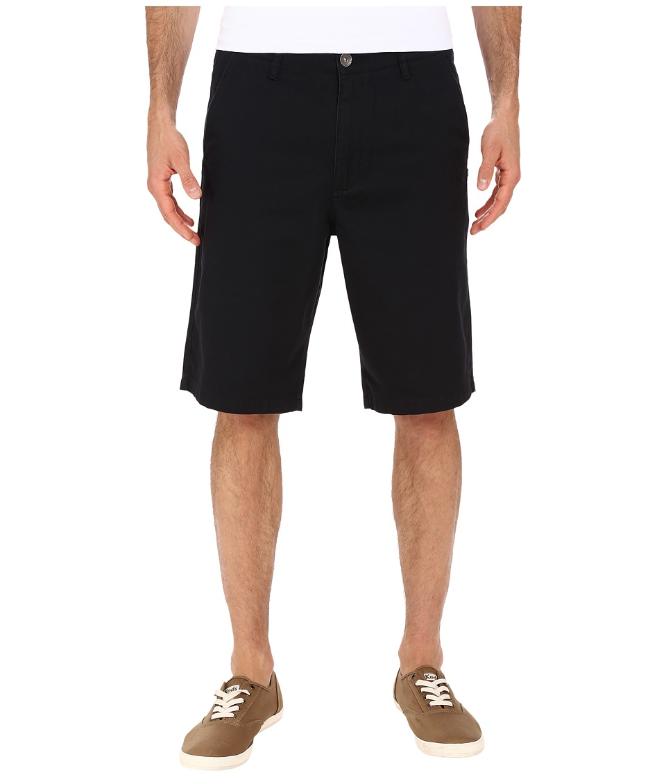 Oakley - Rad Chino Shorts (Jet Black) Men's Shorts