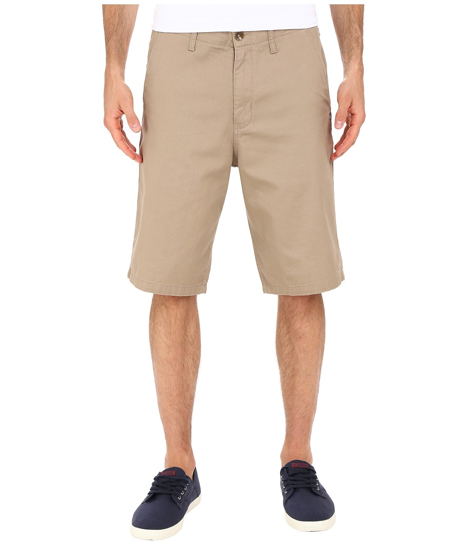 Oakley - Rad Chino Shorts (New Khaki) Men's Shorts