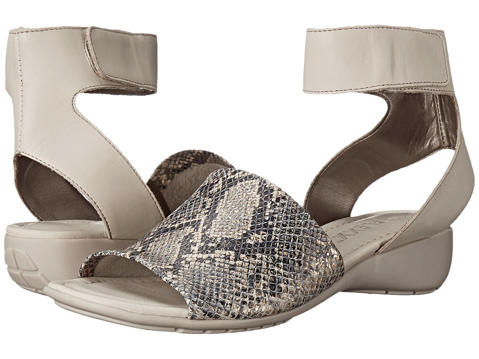 The FLEXX - Beglad (Platino Cricket Vip/Panna Cash) Women's Sandals