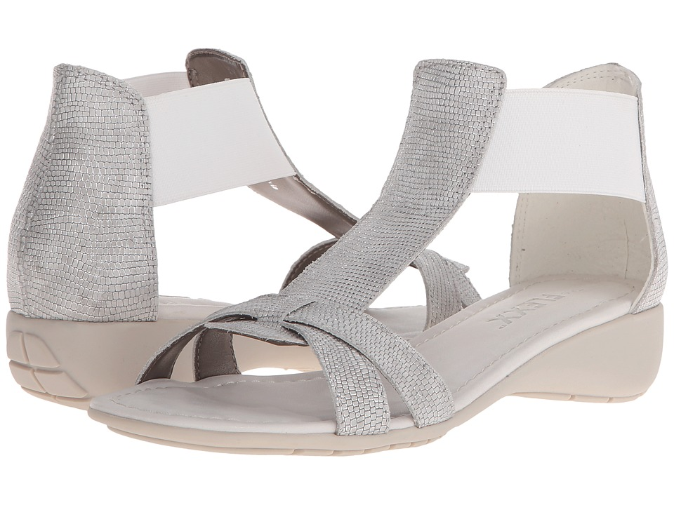 The FLEXX - Band Together (White Ariel Macchiato) Women's Sandals