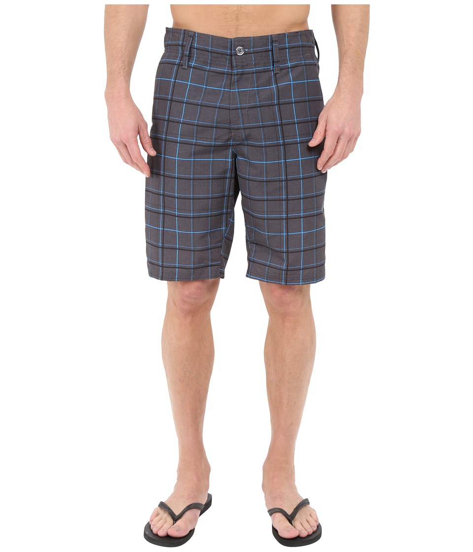 Oakley - Overdrive Hybrid Shorts (Shadow) Men's Shorts