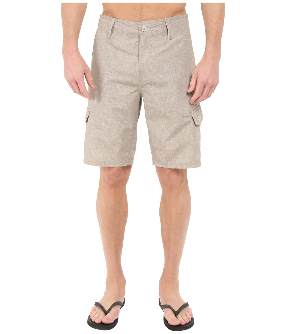 Oakley - Resonance Cargo Hybrid Shorts (Wood Grey) Men's Shorts