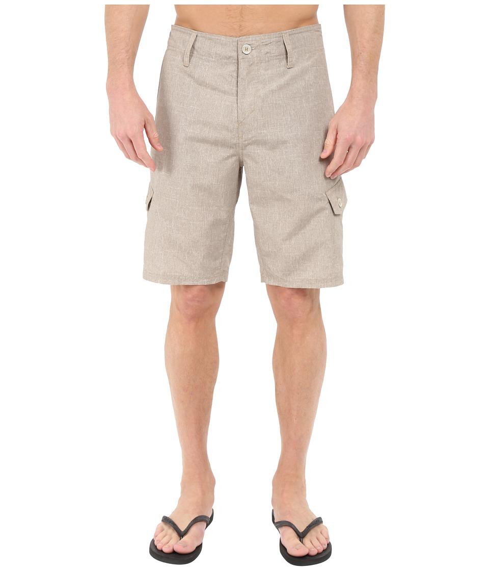 Oakley - Resonance Cargo Hybrid Shorts (Wood Grey) Men's Shorts