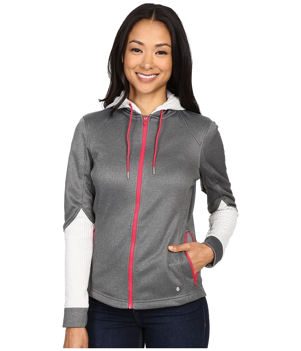 Spyder - Escynt Fleece Jacket (Image/Cirrus/Punch) Women's Coat