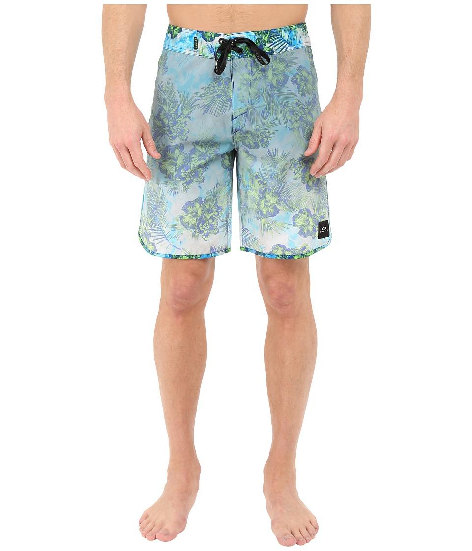 Oakley - Transducker Boardshorts (Sapphire) Men's Swimwear