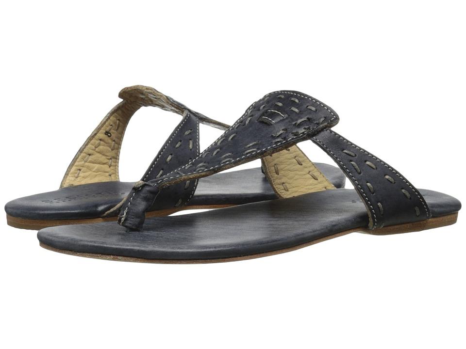 Bed Stu - Mira (Black Driftwood) Women's Shoes