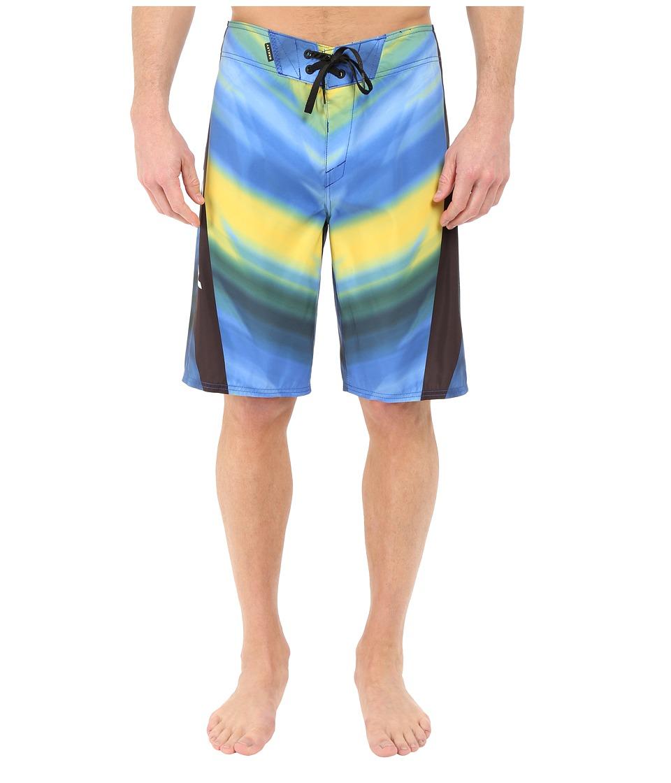 Oakley - Gnar Shock Boardshorts (Sapphire) Men's Swimwear