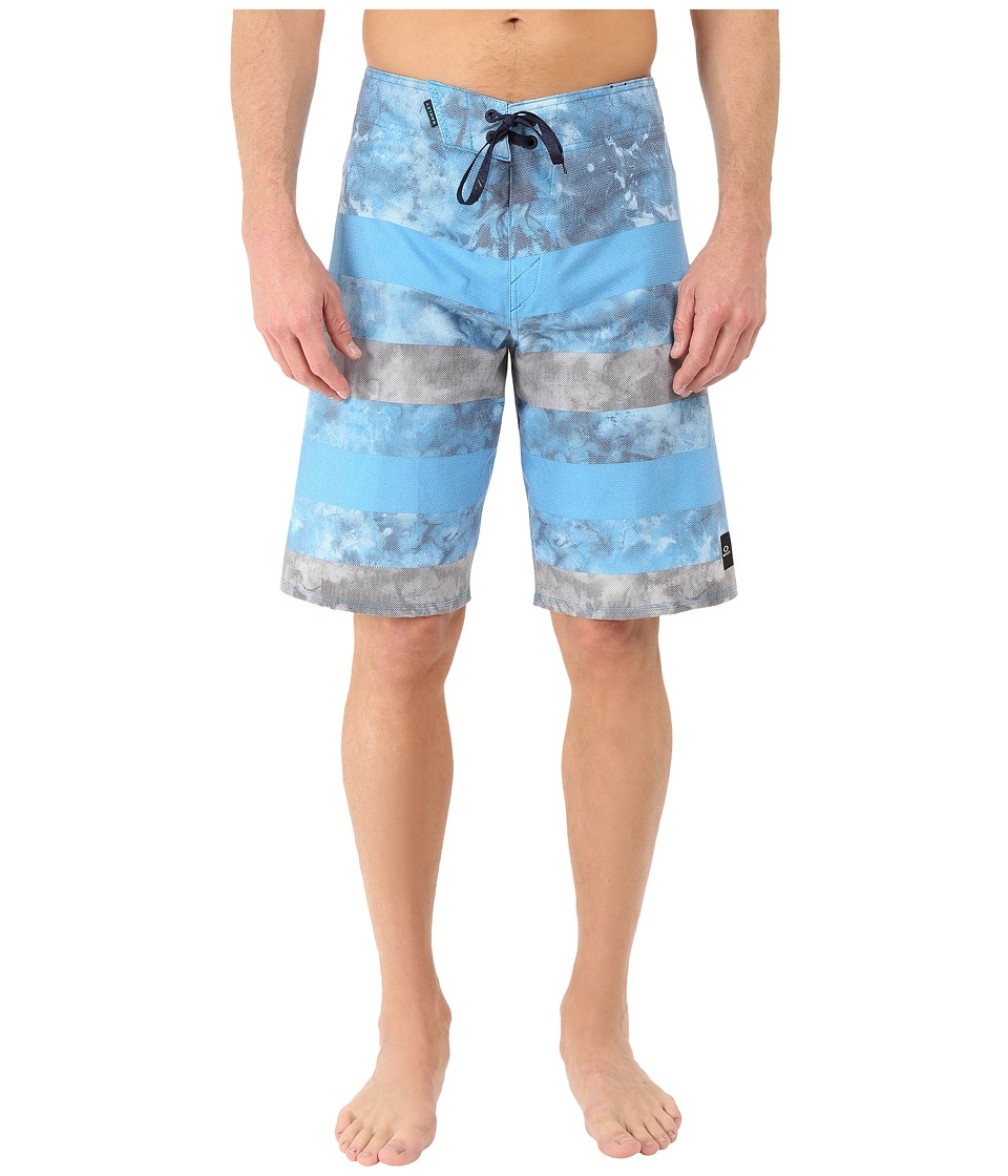 Oakley Voyage Nomad Boardshorts (Pacific Blue) Men