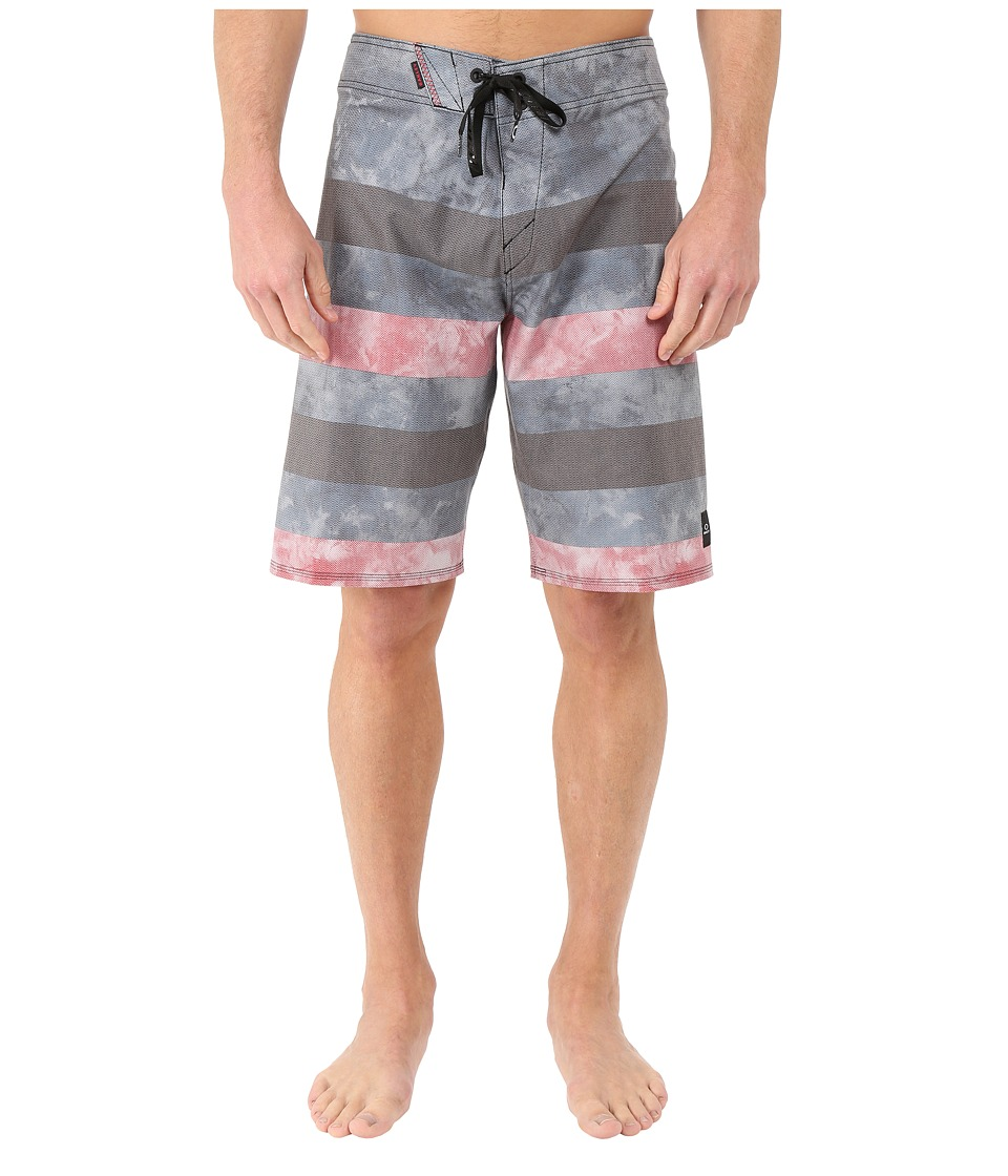 Oakley - Voyage Nomad Boardshorts (Jet Black) Men's Shorts
