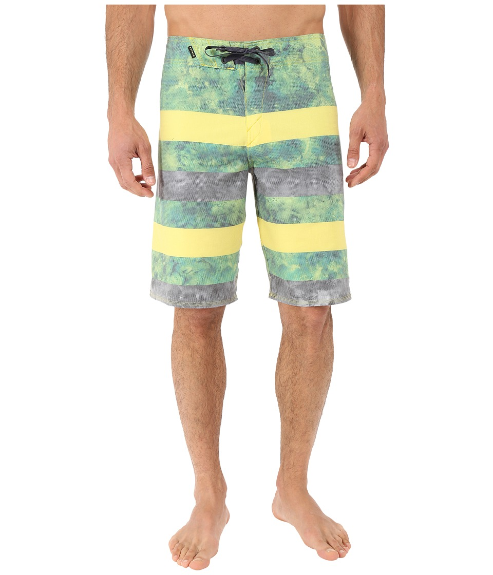 Oakley - Voyage Nomad Boardshorts (Blazing Yellow) Men's Shorts