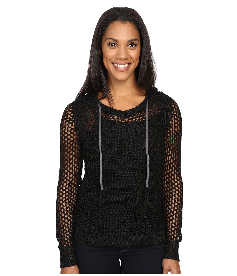 Spyder - Lyra Hoodie (Black/Image) Women's Sweater