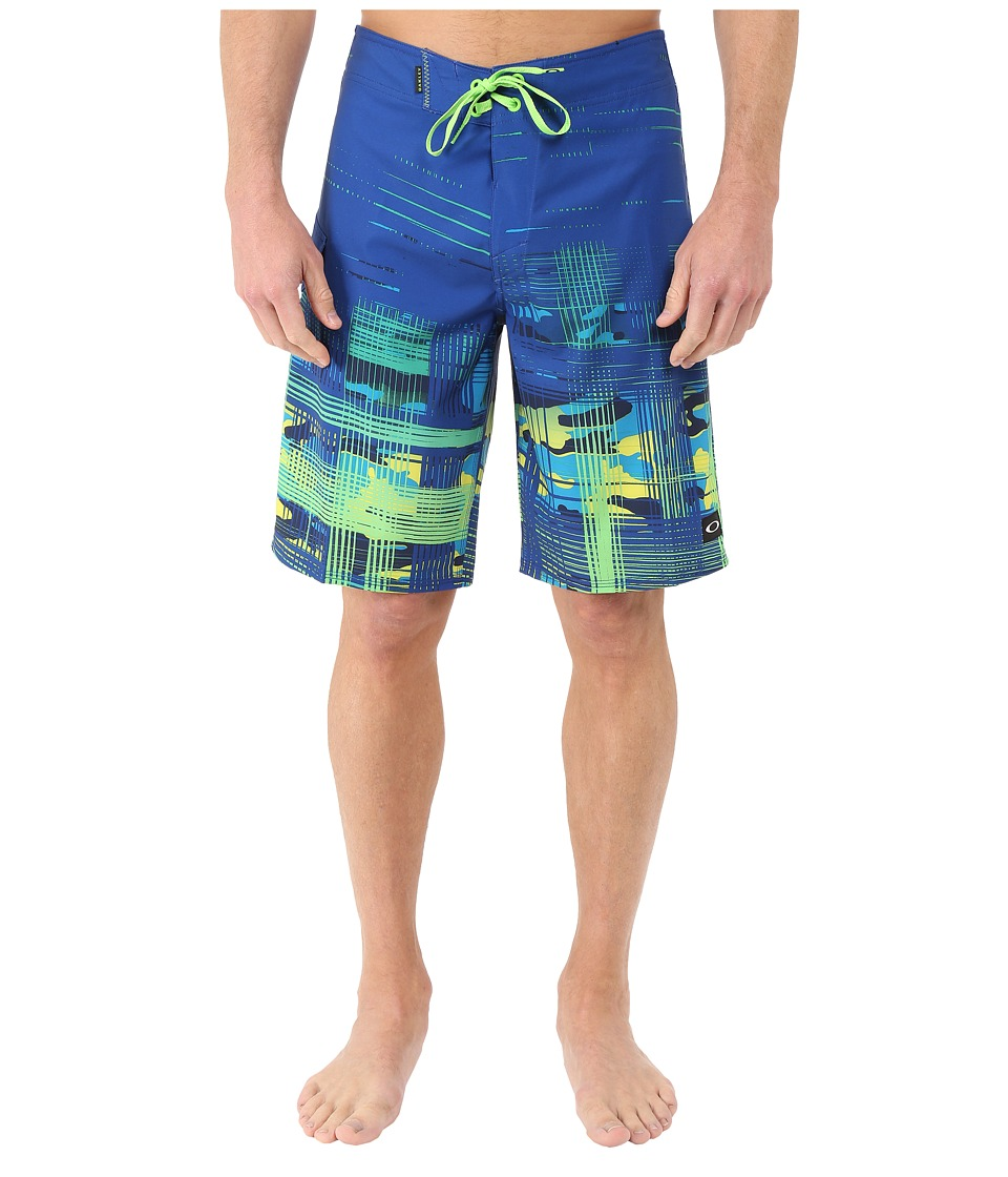 Oakley - Gridlock Boardshorts (Sapphire) Men's Swimwear