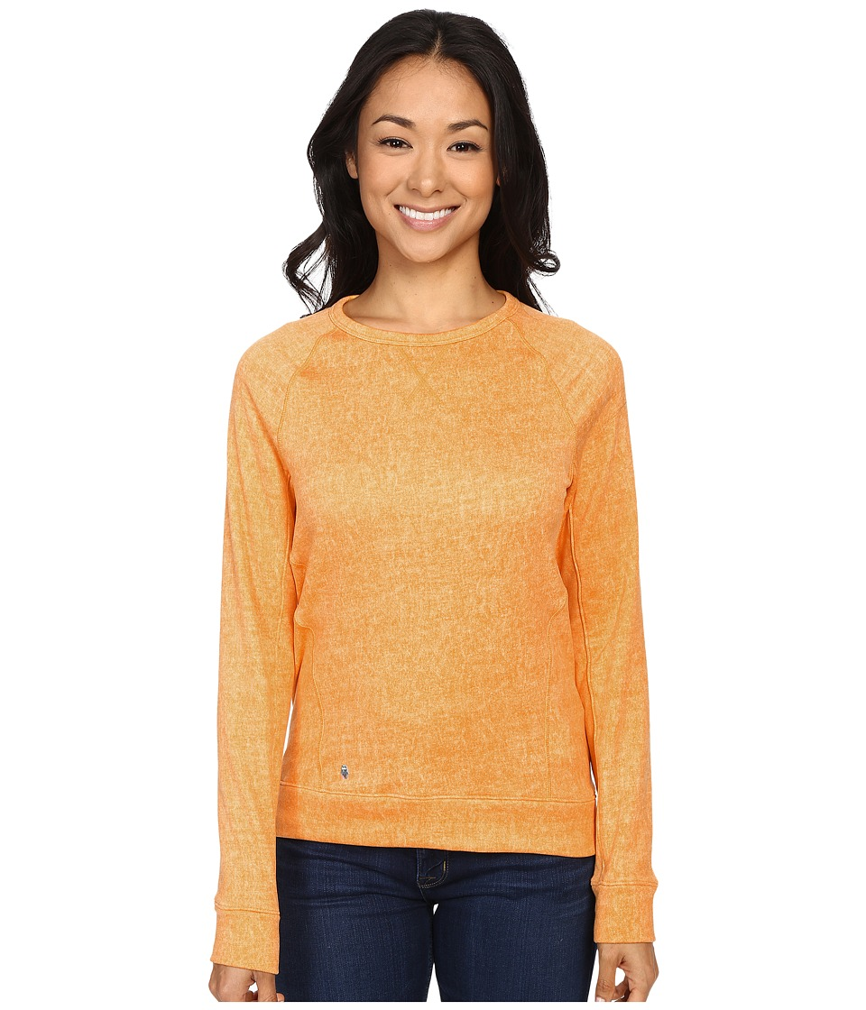 Spyder - Blayze Top (Edge Washed Print) Women's Long Sleeve Pullover