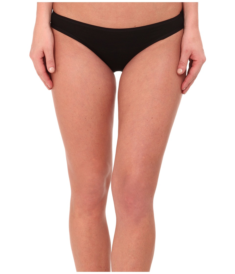 Smartwool - NTS 150 Micro Bikini (Black) Women's Swimwear