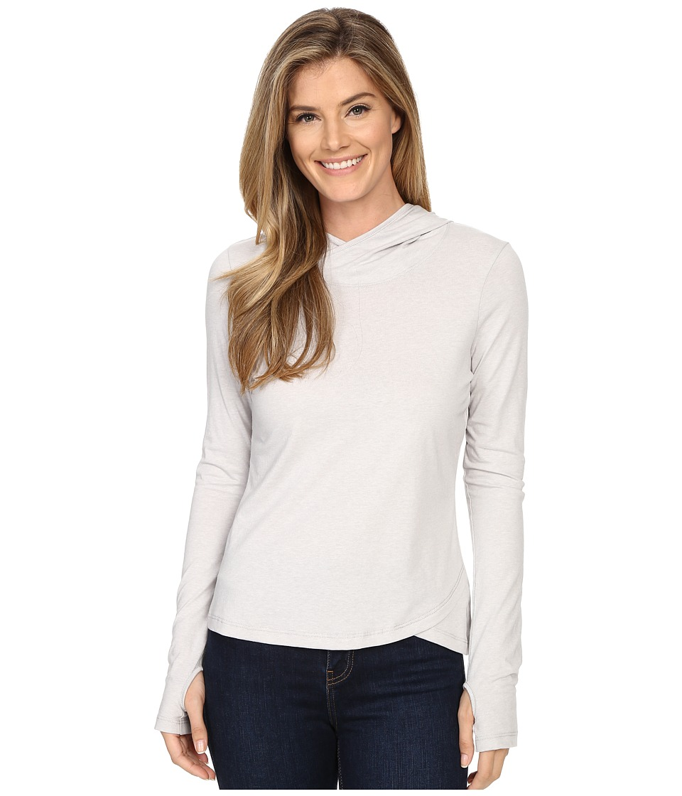 Spyder - Close Hoodie Top (Cirrus) Women's Long Sleeve Pullover