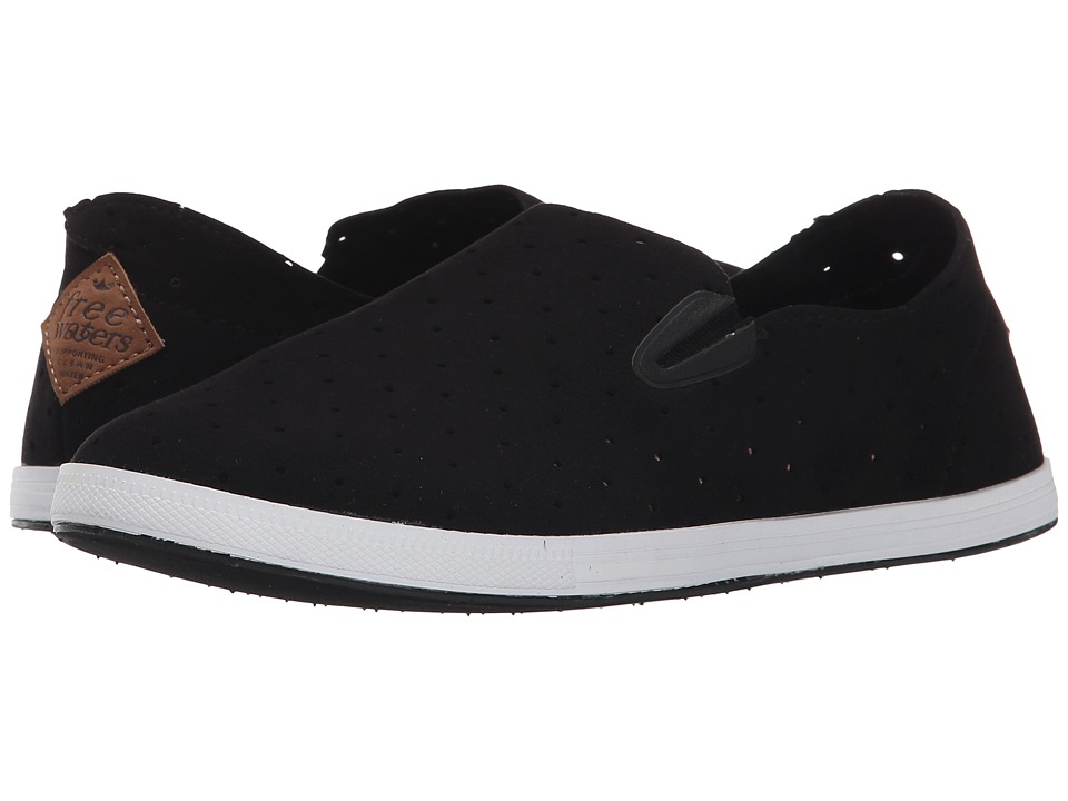 Freewaters - Sky Slip-On (Black) Women's Shoes