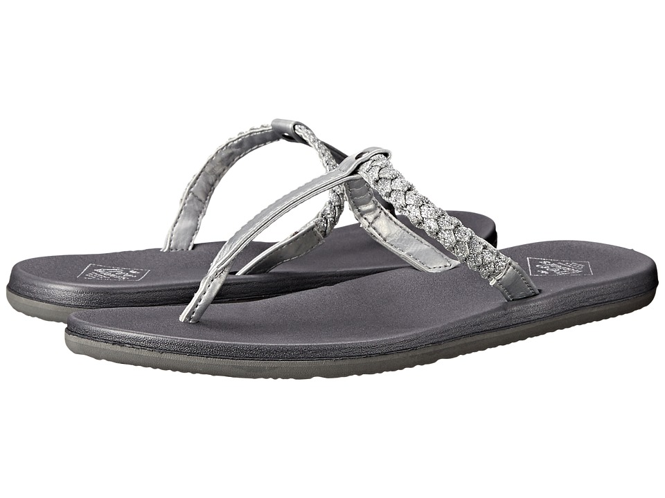 Freewaters - Heidi (Silver Metallic) Women's Shoes