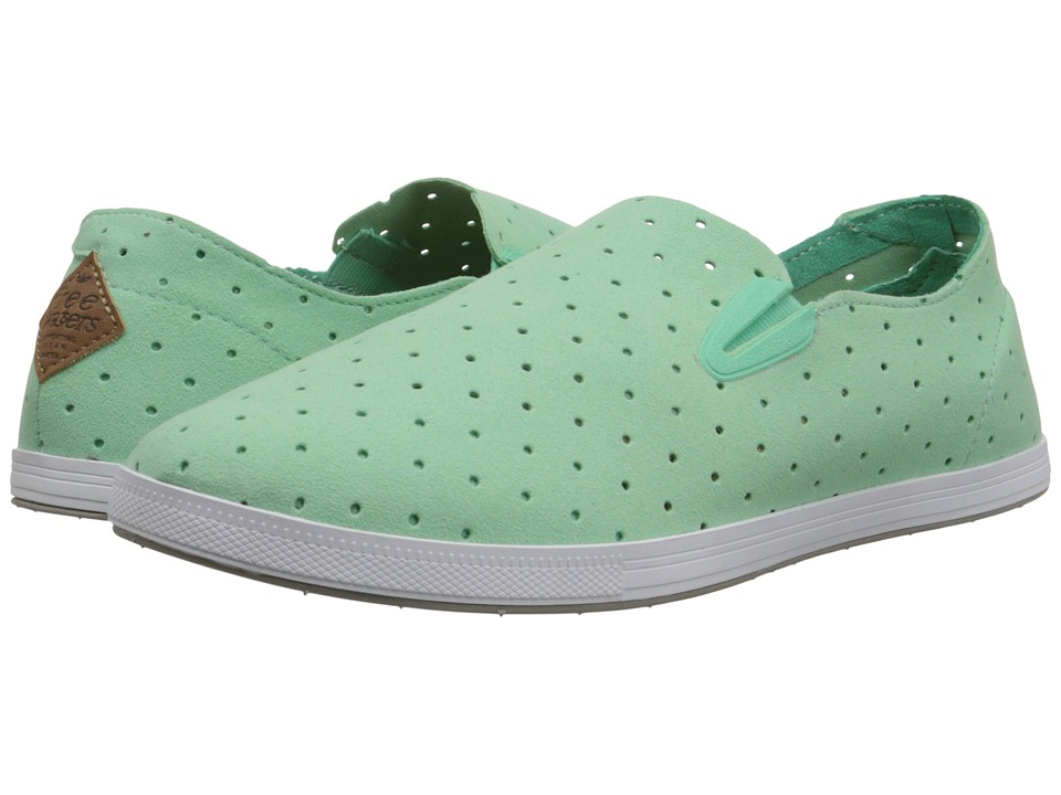 Freewaters - Sky Slip-On (Aqua) Women's Shoes