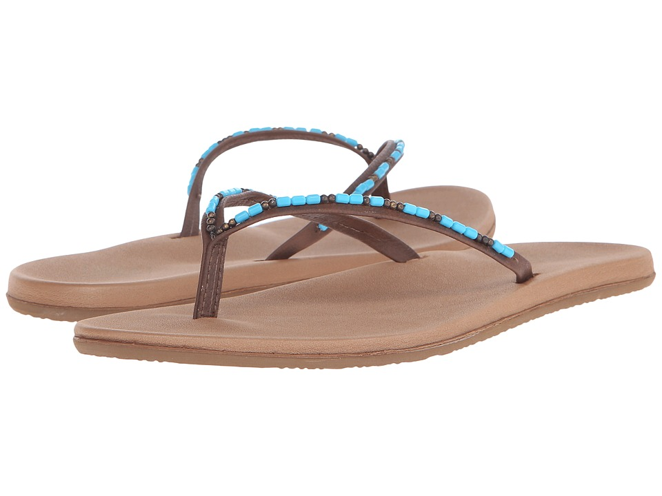 Freewaters Jayde (Tan/Blue) Women