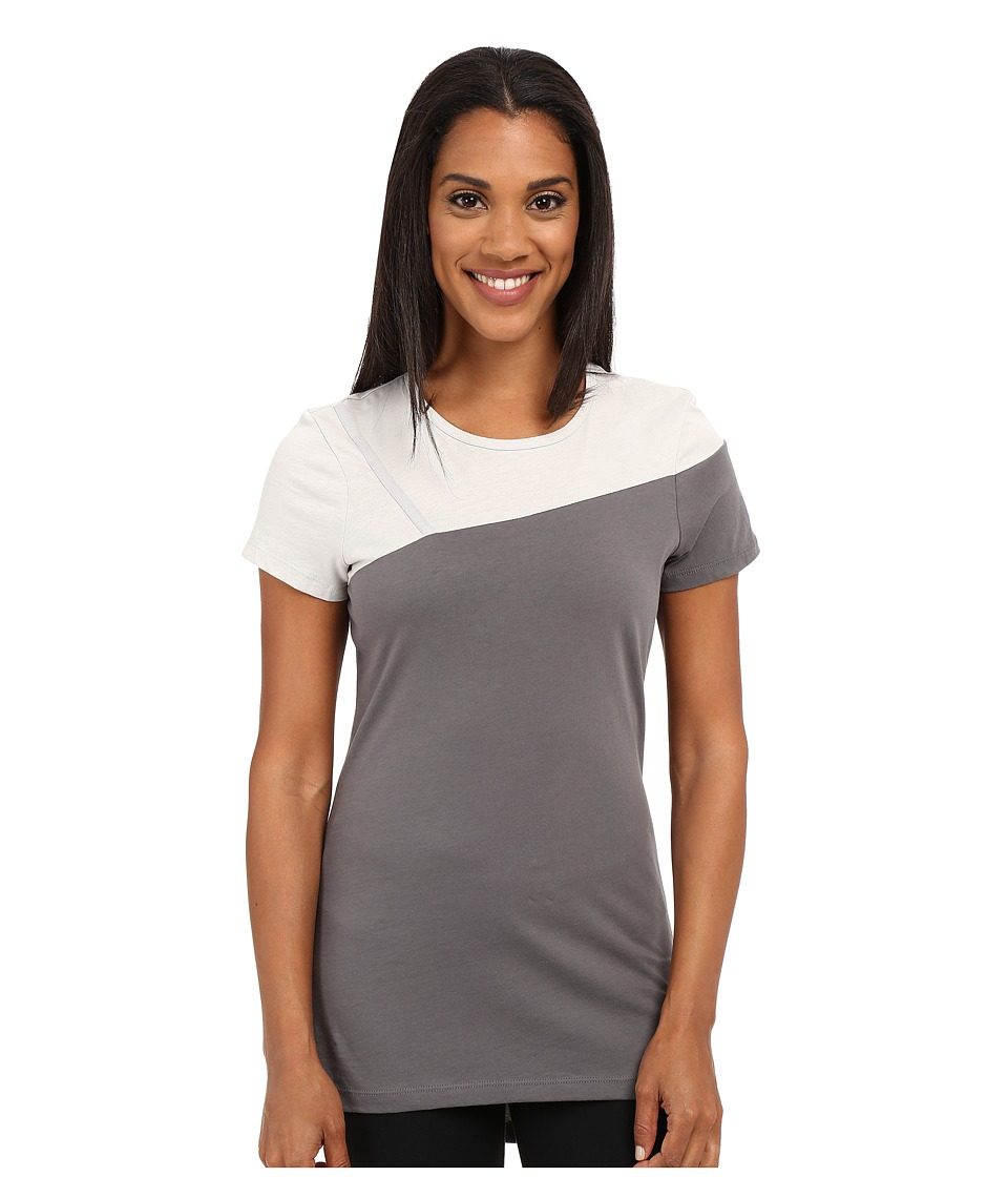 Spyder - Next Tunice Top (Image/Cirrus) Women's Short Sleeve Pullover