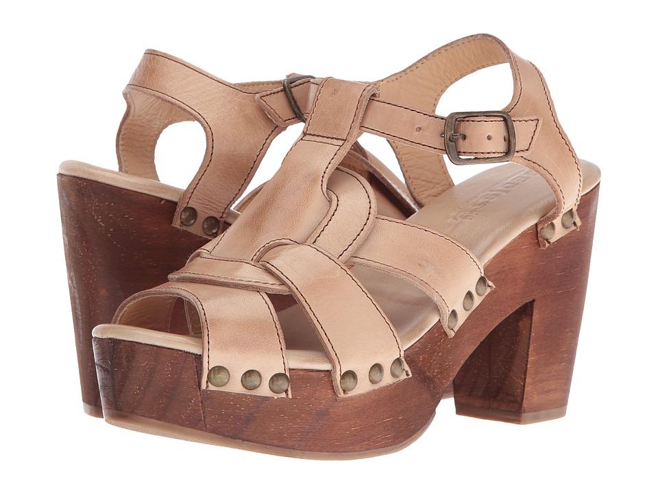 Bed Stu - Caitlin (Sand Rustic) Women's Shoes