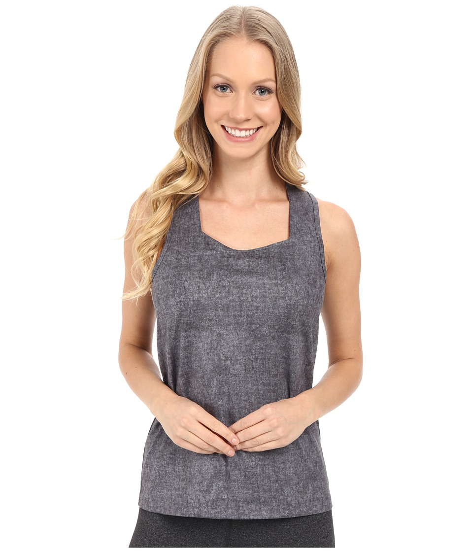 Spyder - Even Tank Top (Image Grey Washed Print) Women's Sleeveless