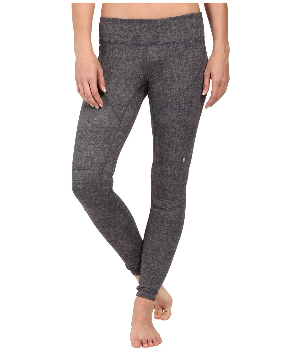 Spyder - Fate Pants (Image Grey Washed Print) Women's Workout