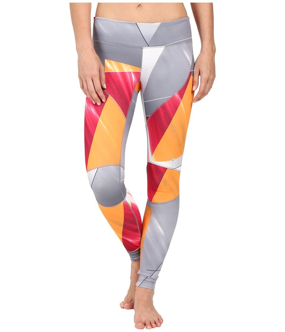 Spyder - Fate Pants (Multi Color Shield Print) Women's Workout
